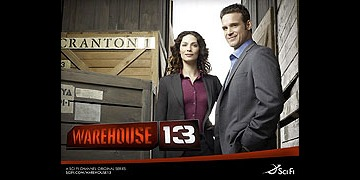 Warehouse 13 – 03×09 Shadows