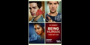 Being Human – 02×03 All Out of Blood