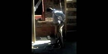 Self Pulling Pulley Goes Wrong